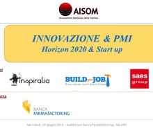 Innovazione & PMI_Milano_29 giugno 2016