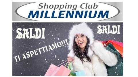 SHOPPING CLUB MILLENNIUM VI ASPETTA !