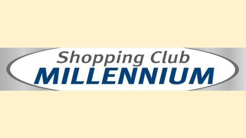 SHOPPING CLUB MILLENNIUM VI AUGURA BUONE VACANZE !