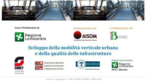 COMUNICATO_Sviluppo della mobilità verticale e della qualità delle infrastrutture_Monza (MB)_ 29 maggio 2017