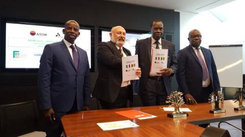 Incontro sul Senegal e ratifica accordo di collaborazione con UNACOIS YEESSAL