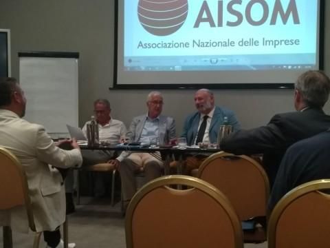 Cesare Lombrassa è il nuovo presidente AISOM. Il board in carica fino al 2021