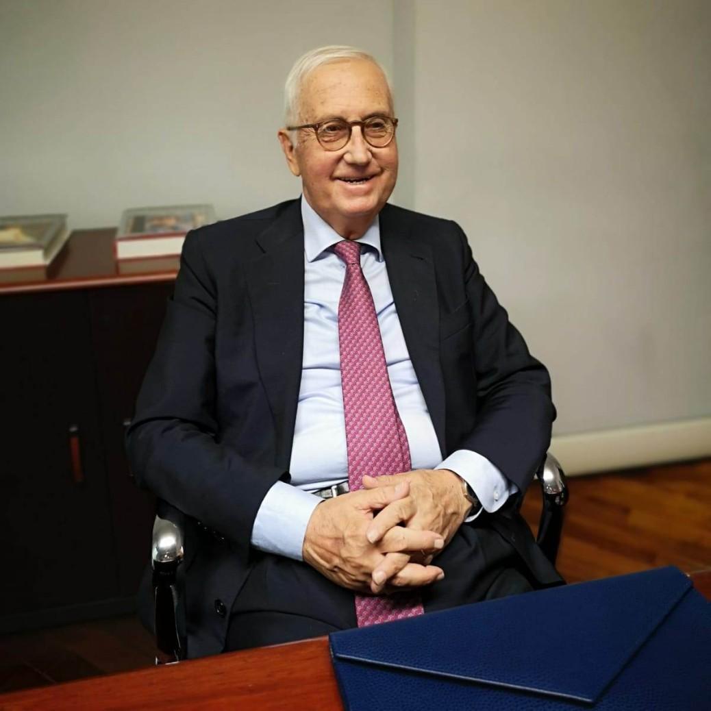 Cesare Lombrassa, presidente AISOM