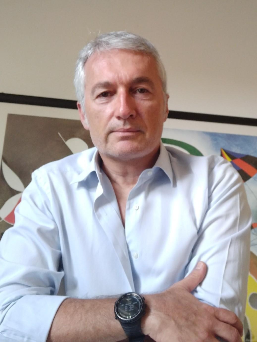 Giovanni Abelli, delegato nazionale AISOM all'innovazione