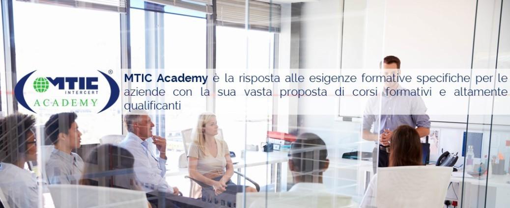 MTIC Academy per AISOM