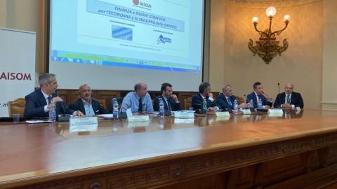 MILANO, 16 ottobre 2019_Finanza e nuove strategie per l'economia e lo sviluppo delle imprese