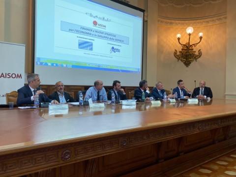CdSOM_CONVEGNO_Finanza e nuove strategie per l'economia e lo sviluppo delle imprese_Milano_16.10.2019