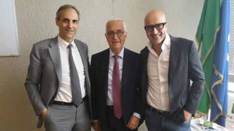 Internazionalizzazione, l'incontro con Gianmarco Senna al Pirellone