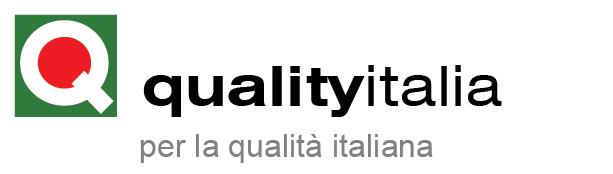 Logo Qualityitalia per la qualità italiana